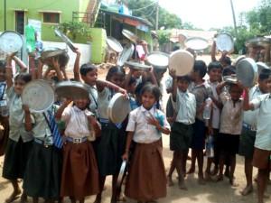 Water Crisis In Vaddanahosahalli Government School In Chamarajanagar
