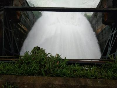 ಶಿವಮೊಗ್ಗ: ಮಾಣಿ ಅಣೆಕಟ್ಟೆಯಿಂದ 1100 ಕ್ಯೂಸೆಕ್ ನೀರು ಹೊರಕ್ಕೆ