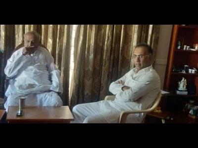 ದೇವೇಗೌಡ-ದಿನೇಶ್ ಗುಂಡೂರಾವ್ ಭೇಟಿ: ಸೀಟು ಹಂಚಿಕೆ ಮಾತುಕತೆ