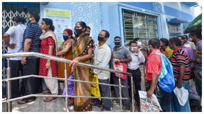 ಭಾರತದಲ್ಲಿ ಒಂದೇ ದಿನ 31 ಲಕ್ಷ ಮಂದಿಗೆ ಕೊರೊನಾವೈರಸ್ ಲಸಿಕೆ