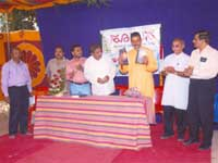 Hoolishekhars two books released in Hoomane