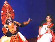 Chittani70: Yakshaloka decends on Bangalore