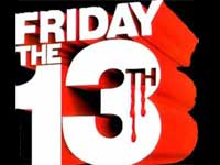 Oh my God! Its Friday the 13th