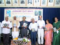 Four Kannada Books saw the light of the Day!