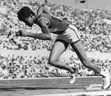 Wilma Rudolph - First American to win 3 Gold Medals in Olympics