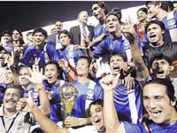 India won the Nehru cup