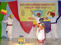 Party time, Adelide Kannada Sangha