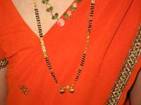 Mangalsutra/Thaali/Karimani - The most sentimental ornament for a woman